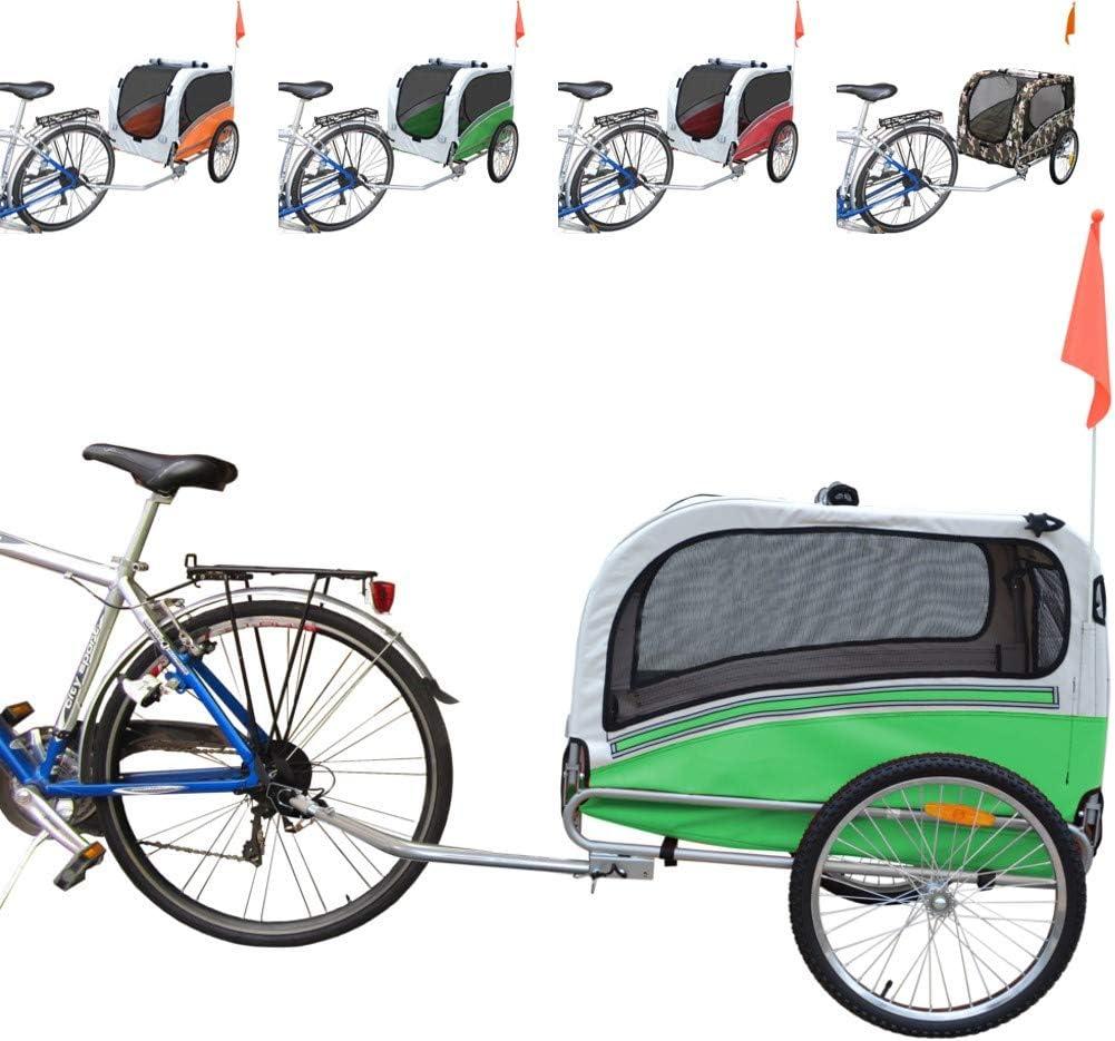 PAPILIOSHOP SNOOPY Remolque y carrito para el transporte de perro ...