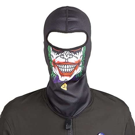 2019 5pcs 1 Package Balaclava 1-Pack Face Mask Motorcycle Helmets Liner Ski Gear Neck Gaiter Ski Mask Accessories by CxYuan