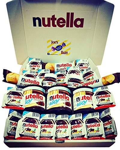 Perfect Valentines Day Gift Nutella Gift Box Xl Delicious