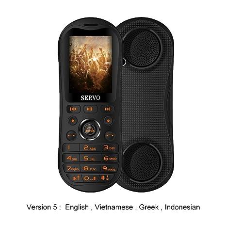 Biback Singing Cellphone 2.8inch HD Big Screen Tarjeta SIM ...