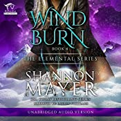 Windburn: The Elemental Series, Book 4 | Shannon Mayer