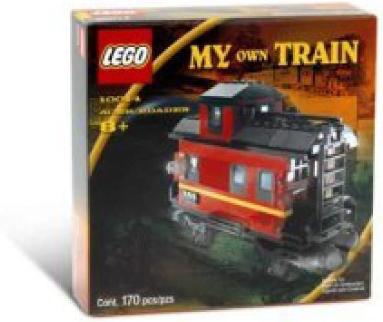LEGO My Own Train Caboose (10014)