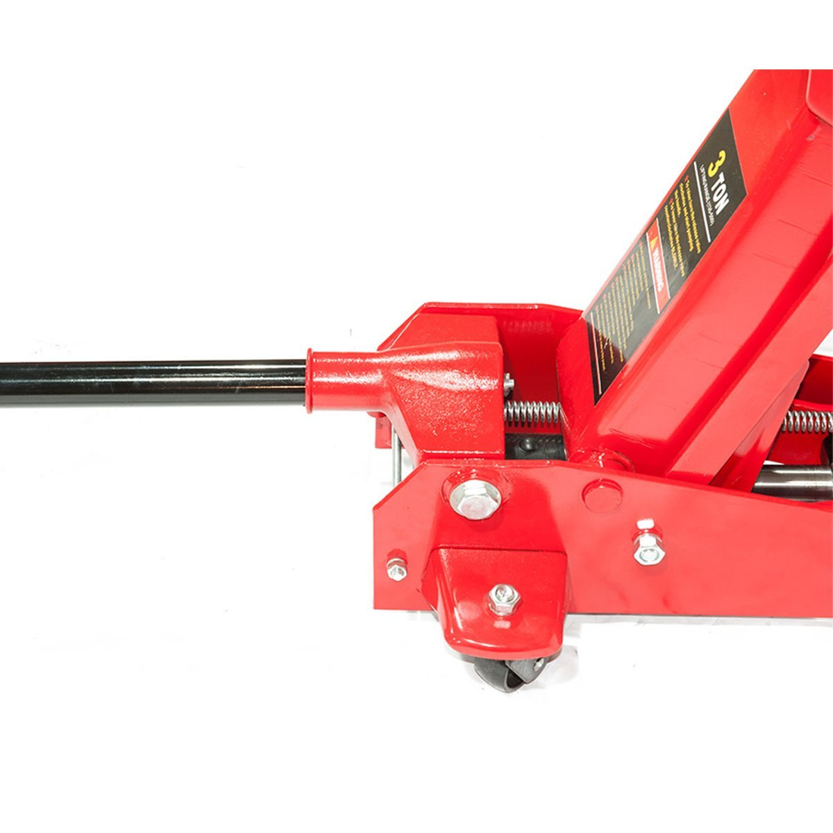 Kertou 12.5 x 2.6 cm Rubber Pad Trolley Jack Hydraulic Axle Stand