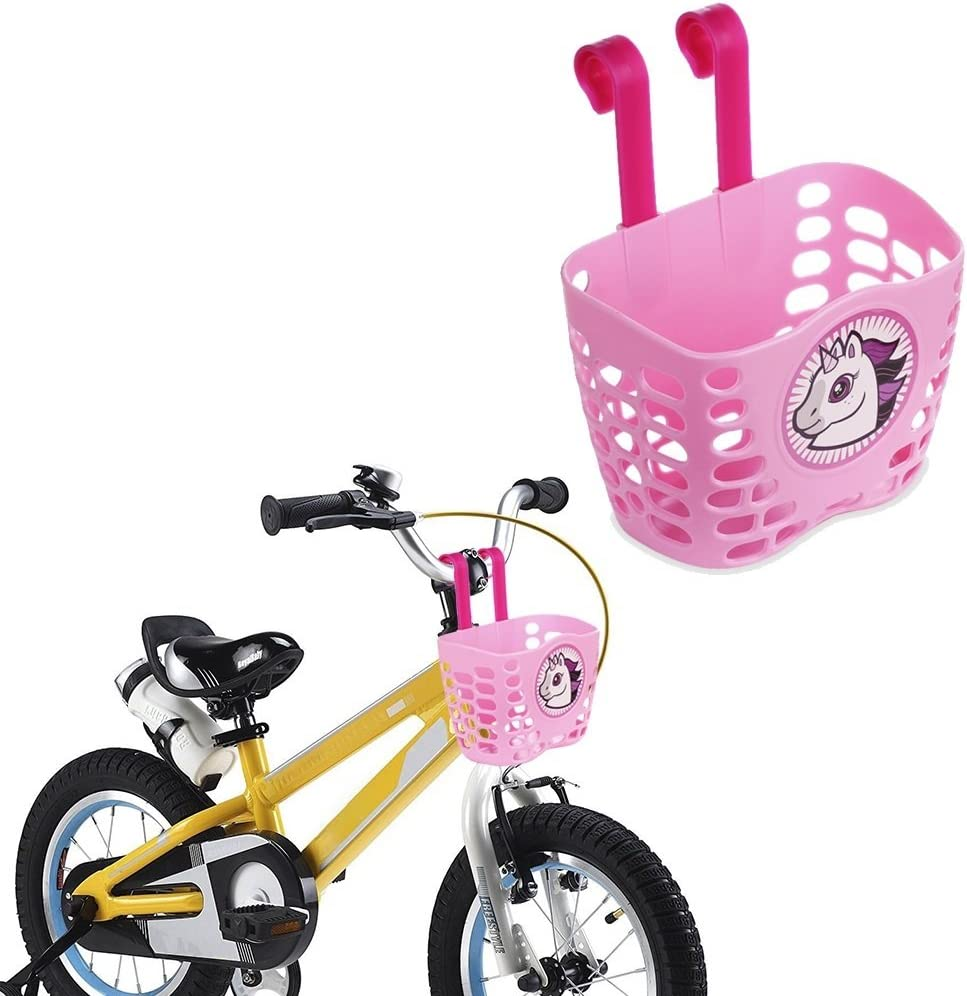 YL traV Bike Basket Kids Bicycle Trike Scooter Balance Bike Basket