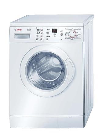 Bosch Wae283eco Serie 4 Waschmaschine Frontlader A 1400 Upm 7 Kg Weiß Mengenautomatik Activewater