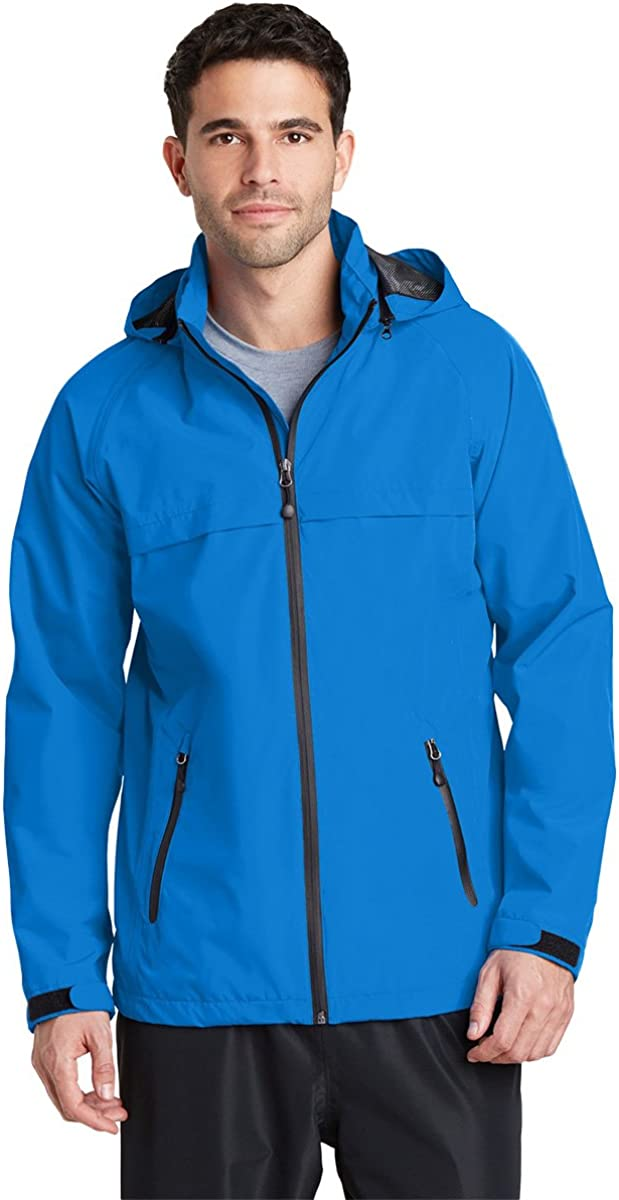 Port Authority Mens Torrent Waterproof Jacket
