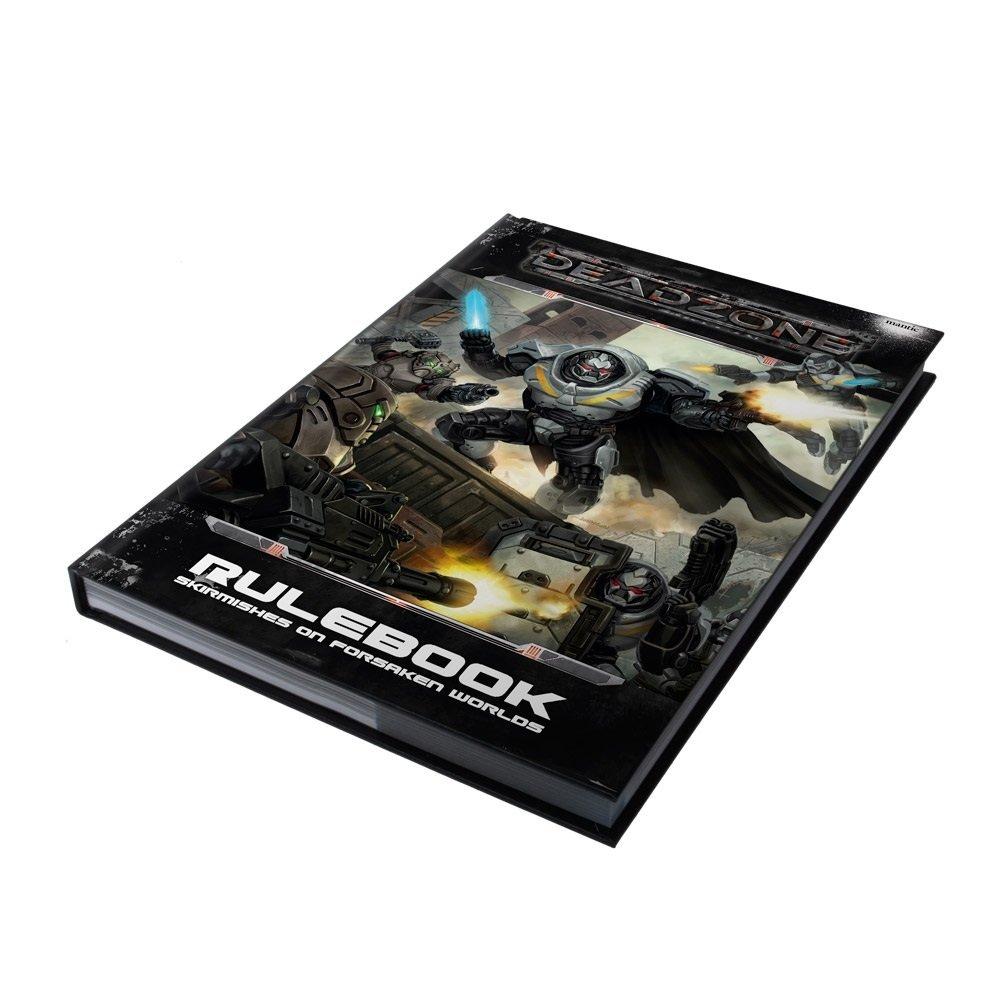 Mantic Entertainment Deadzone 2nd Edition Rulebook