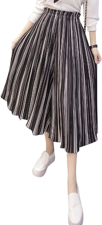 Falda Pantalon Mujer Elegante Niña Fashion 3/4 Pantalones ...