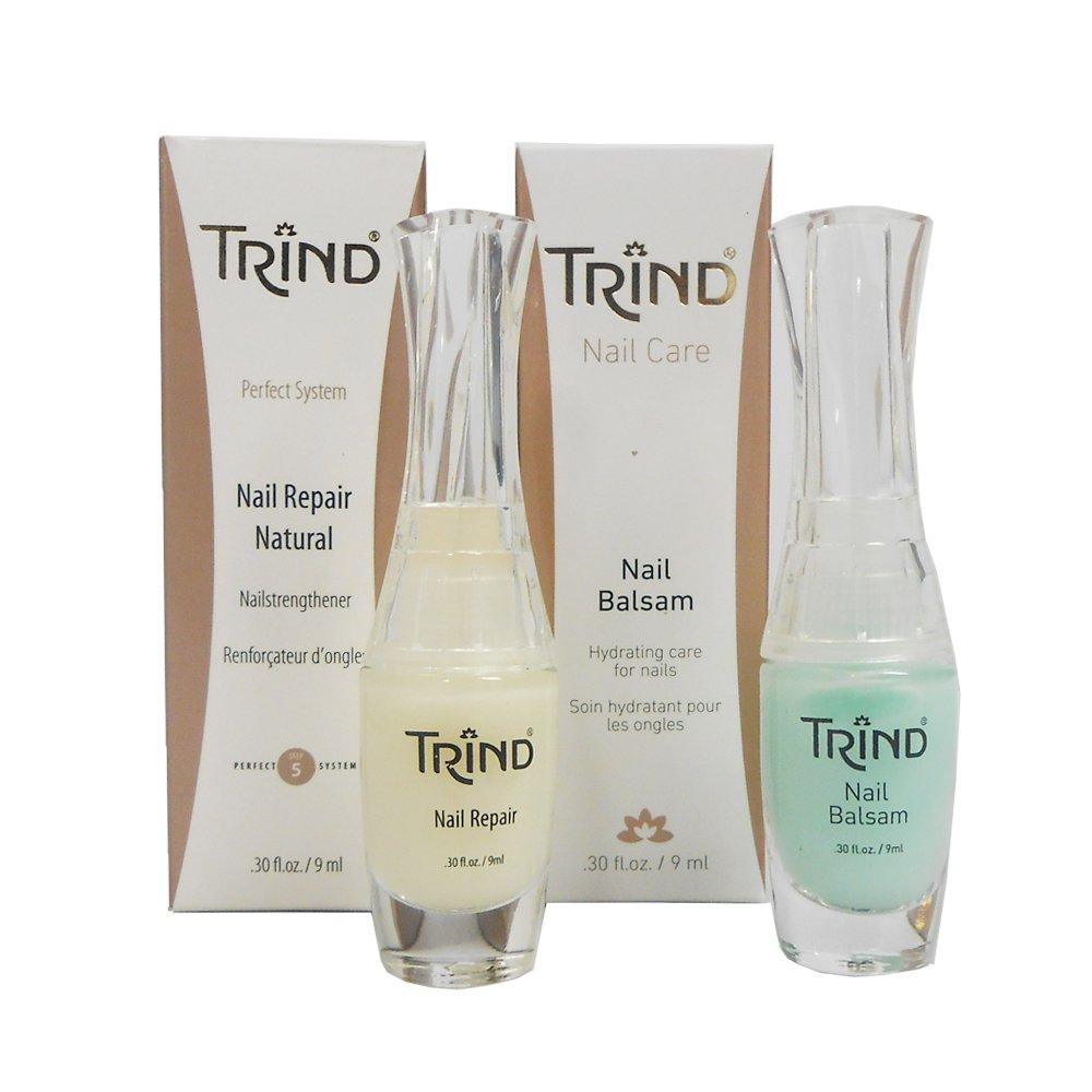 Trind Nail Balsam and Nail Repair Kit