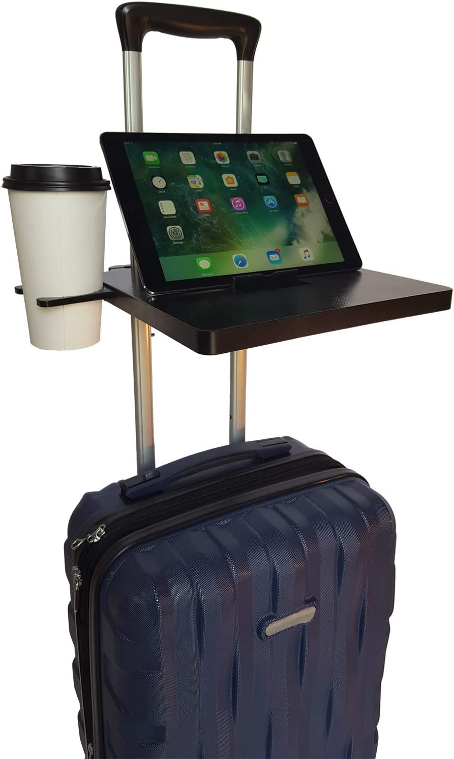 GoDesk: Portable Desk/Work Surface for Luggage and Lap Desk for Laptops, iPads, Tablets, Smart Phones and More!