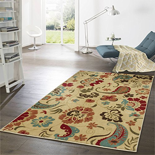 Sweethome Stores SH1262-3X5 Sweethome Area Rug