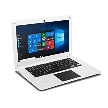 iRulu - Spirit portatil S1 Gran 14.1 pulgadas ordenador portátil Windows 10 notebook pc 32 GB, Intel Quad Core Procesador, con mini HDMI y Bluetooth 4.0: ...