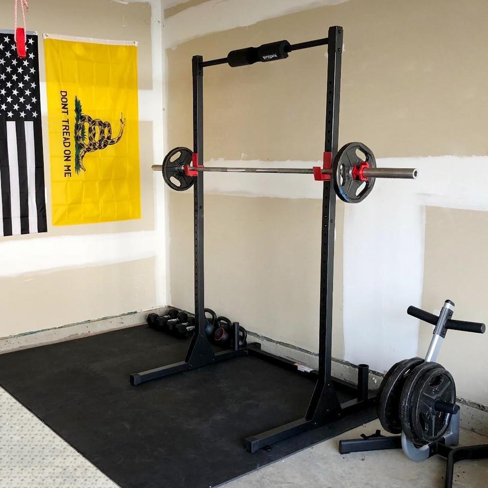 Popamazing Gym Master - Soporte ajustable para sentadillas, jaula ...