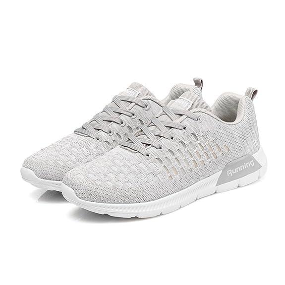 8fb249d80ab5 Qianliuk Frauen Sneakers Running Shoes Leicht Atmungsaktive Frauen  Sportschuhe Outdoor Fitness Walking Joggen  Amazon.de  Schuhe   Handtaschen