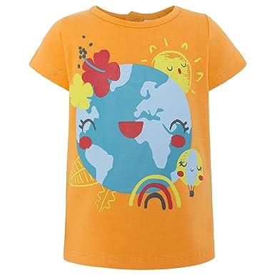 TUC TUC Camiseta Punto Sencilla Ni/ña T-Shirt Bambina