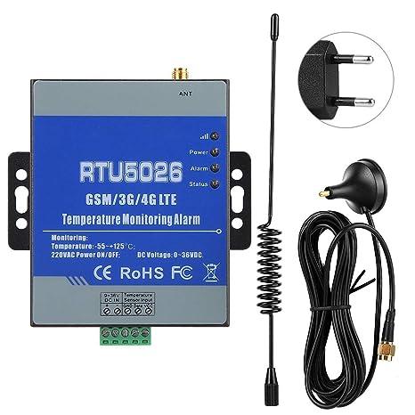 Alarma de fallo de alimentación, RTU5026 GSM circuito ...