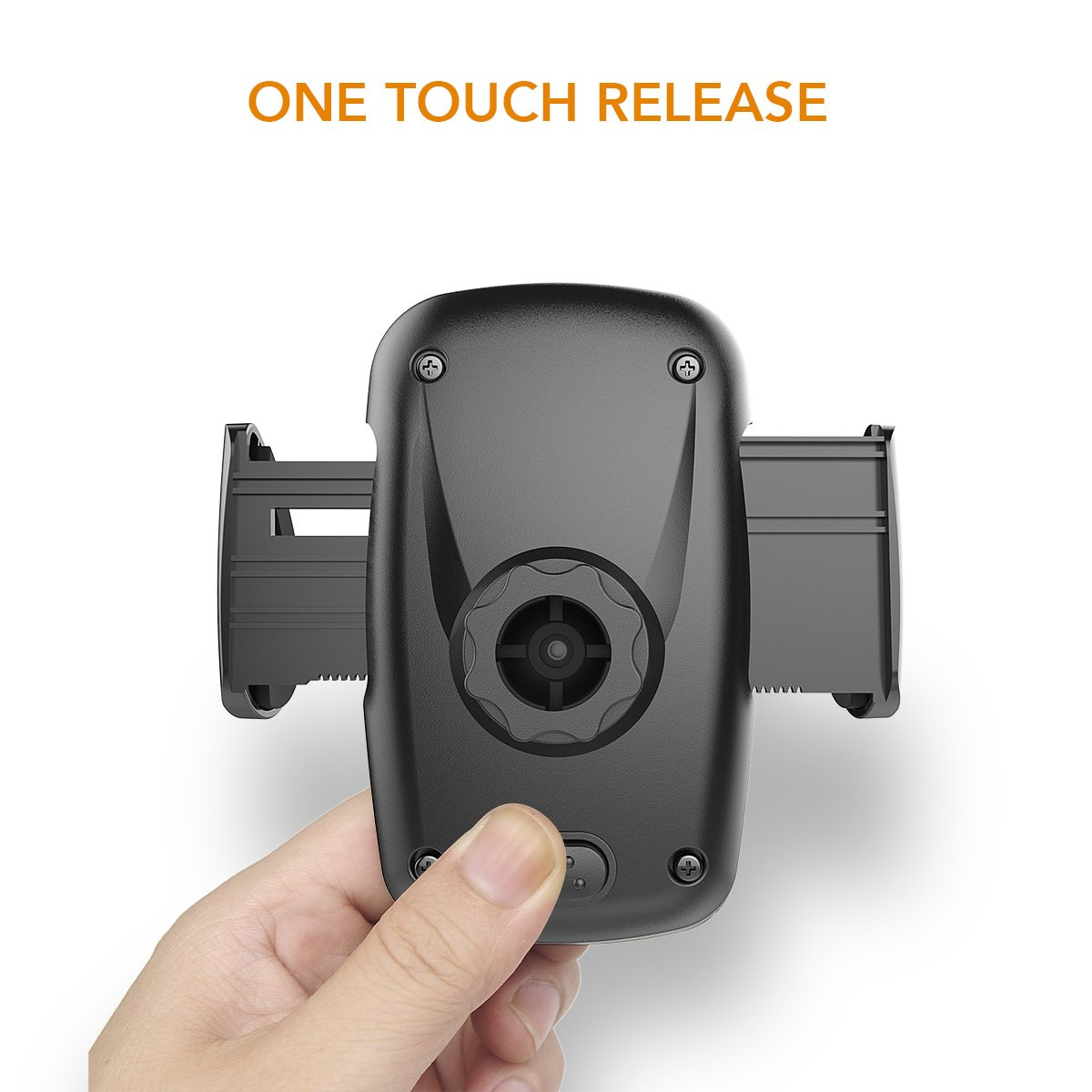 CD Slot Car Mount Cuxwill Universal Phone holder One-Touch Release Cradle for Smartphones from 3.5-6 inch Shenzhenshi Kaisiweikeji Youxiangongsi CW-CH005