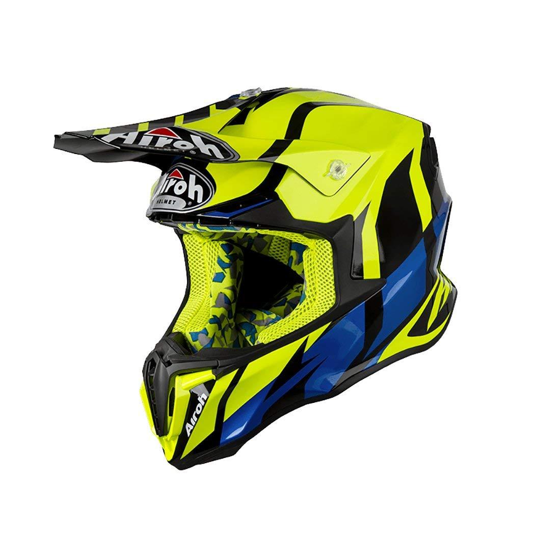 Airoh TWGR17 Twist Great Yellow Gloss M Yellow
