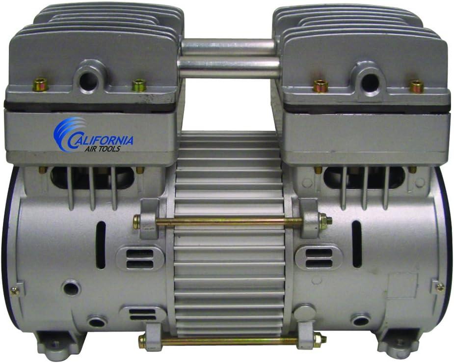 California Air Tools MP100LF 1.0HP Ultra Quiet and Oil-Free Air Compressor Motor
