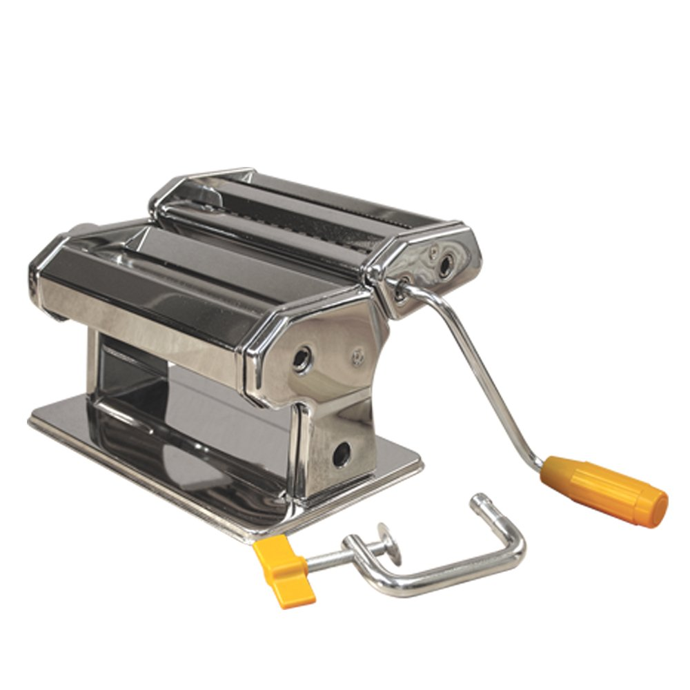 Weston 6 Inch Traditional Style 6'' Traditional Pasta Machine by Weston