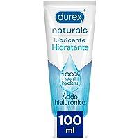 Durex Naturals Hidratante Lubricante, Ácido Hialurónico, 100% Natural