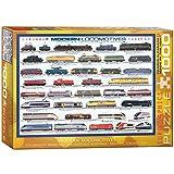 Eurographics Modern Locomotives 1000-Piece Puzzle