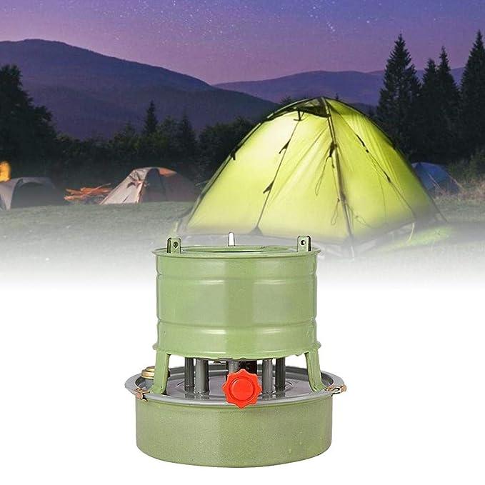wonderday Camping Queroseno de Aire Completo portátil Cocina ...