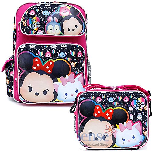 Disney inches Girls Backpack Licensed
