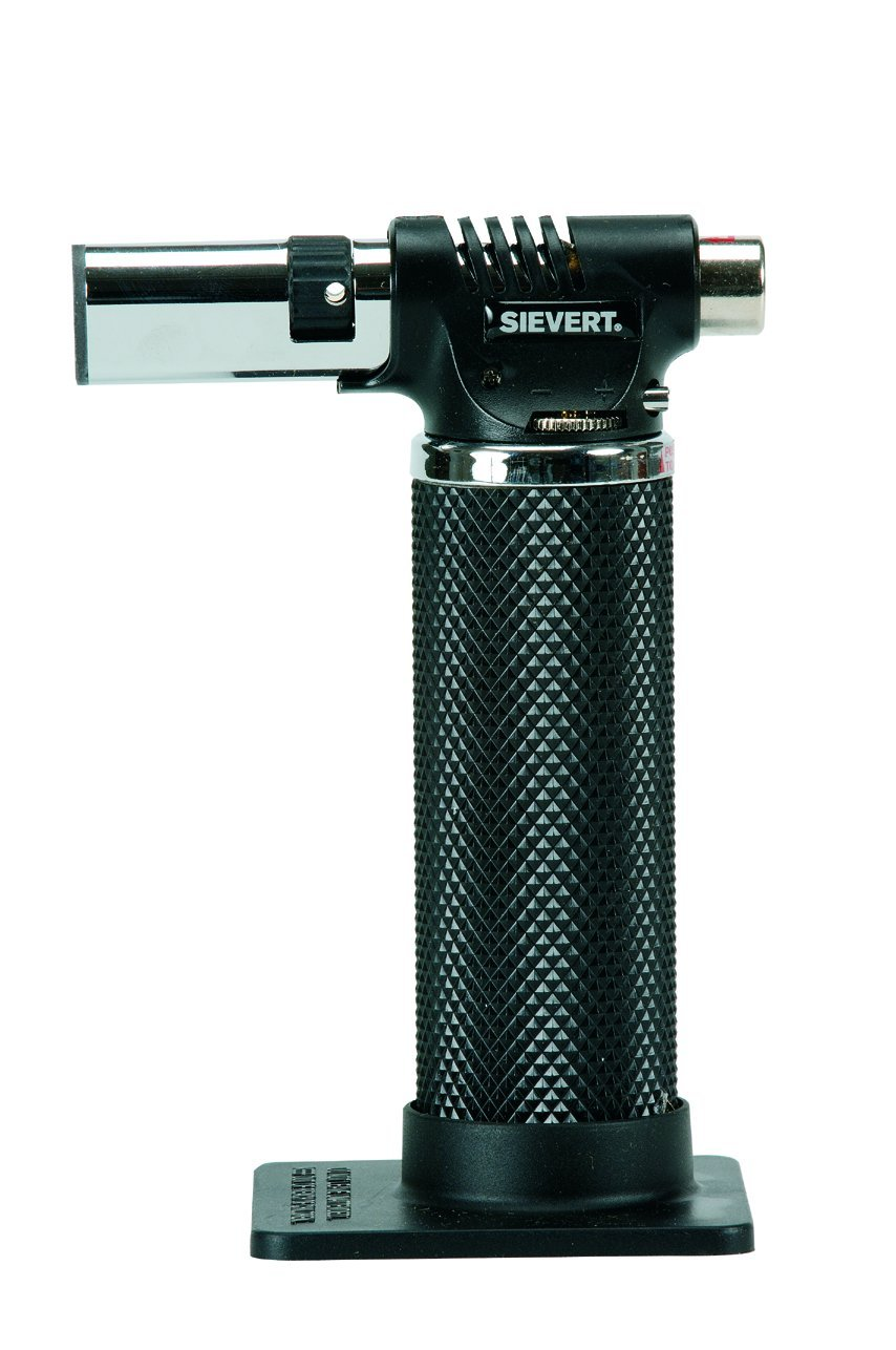 Sievert Industries 432000 Pro Torch with Rubber Grip by Sievert Industries B00YX18OHS