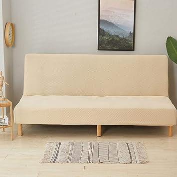 Funda de sofá Tapa de sofá Slipcover Plegable Fácil Sofá ...