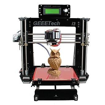 Geeeetch - Kit de impresora 3D para impresora 3D Prusa I3 ...