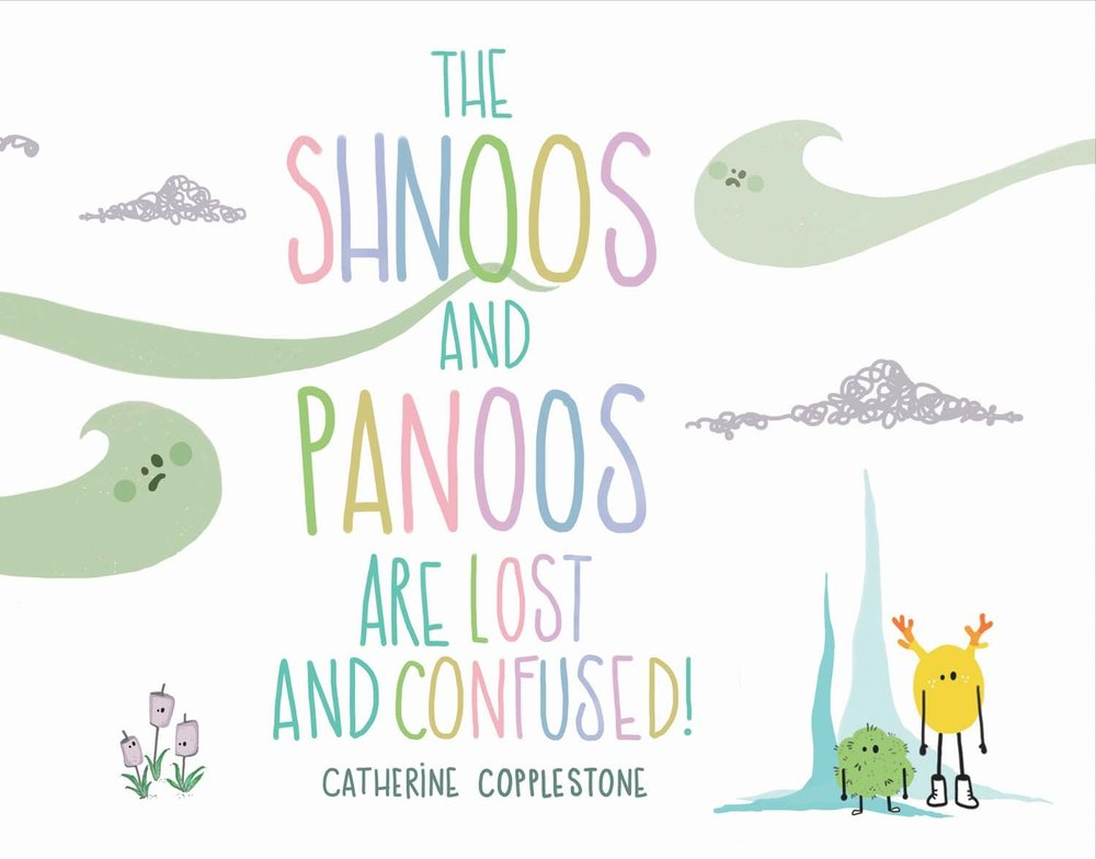 Download The Shnoos and Panoos Are Lost and Confused! ebook