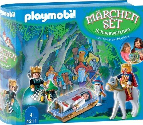 - Playmobil Magical Queen Fairy Tale Set