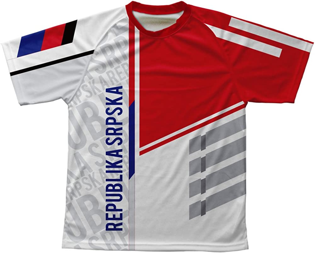 ScudoPro Republika Srpska Technical T-Shirt for Men and Women
