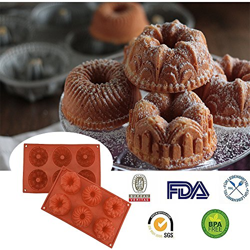 Silconce DiDaDi Silicone Thanksgiving Chocolate product image