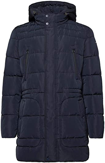 Superare etichetta Potente  Geox Blue Nights Abbigliamento Uomo GIUBBETTO M9428B: Amazon.co.uk: Clothing