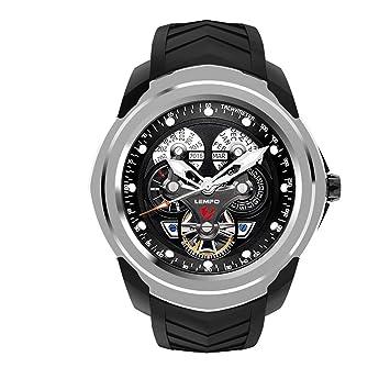YWYU Smart Watch LEMFO LF17 Android 5.1 Smart Watch 512MB + 4GB Admite hasta 32GB Tarjeta