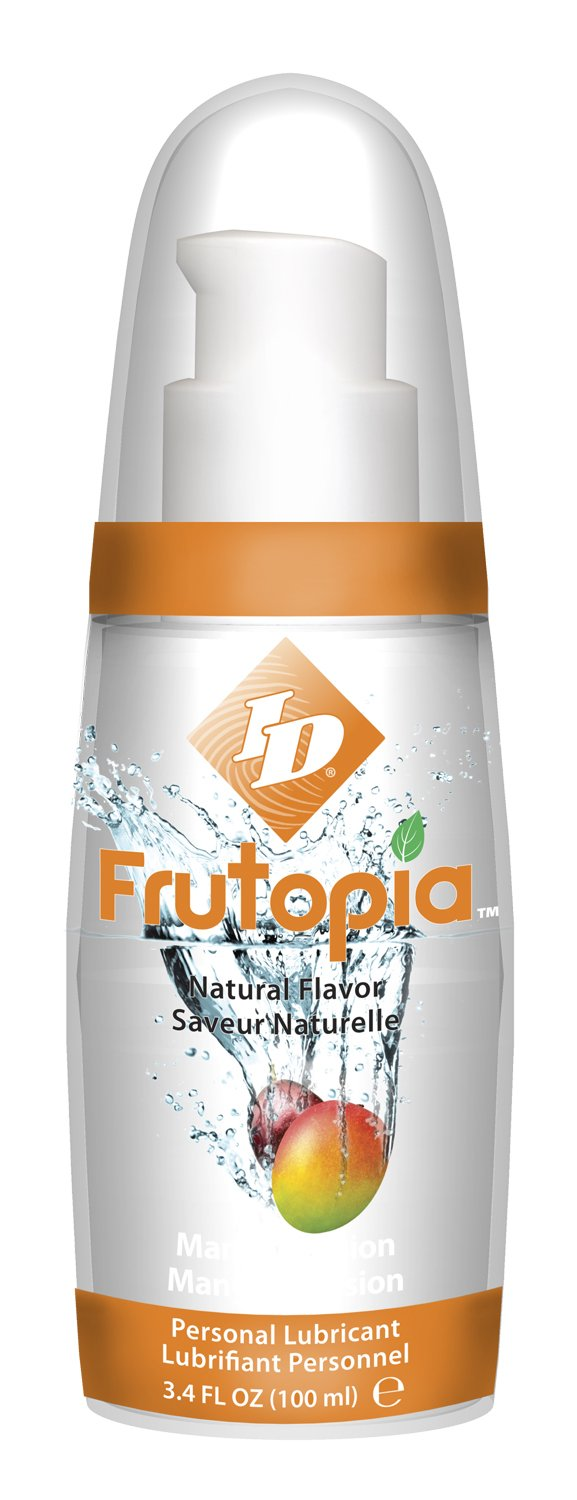 ID FRUTOPIA NATURAL MANGO PASSION 3.4 OZ by id lube