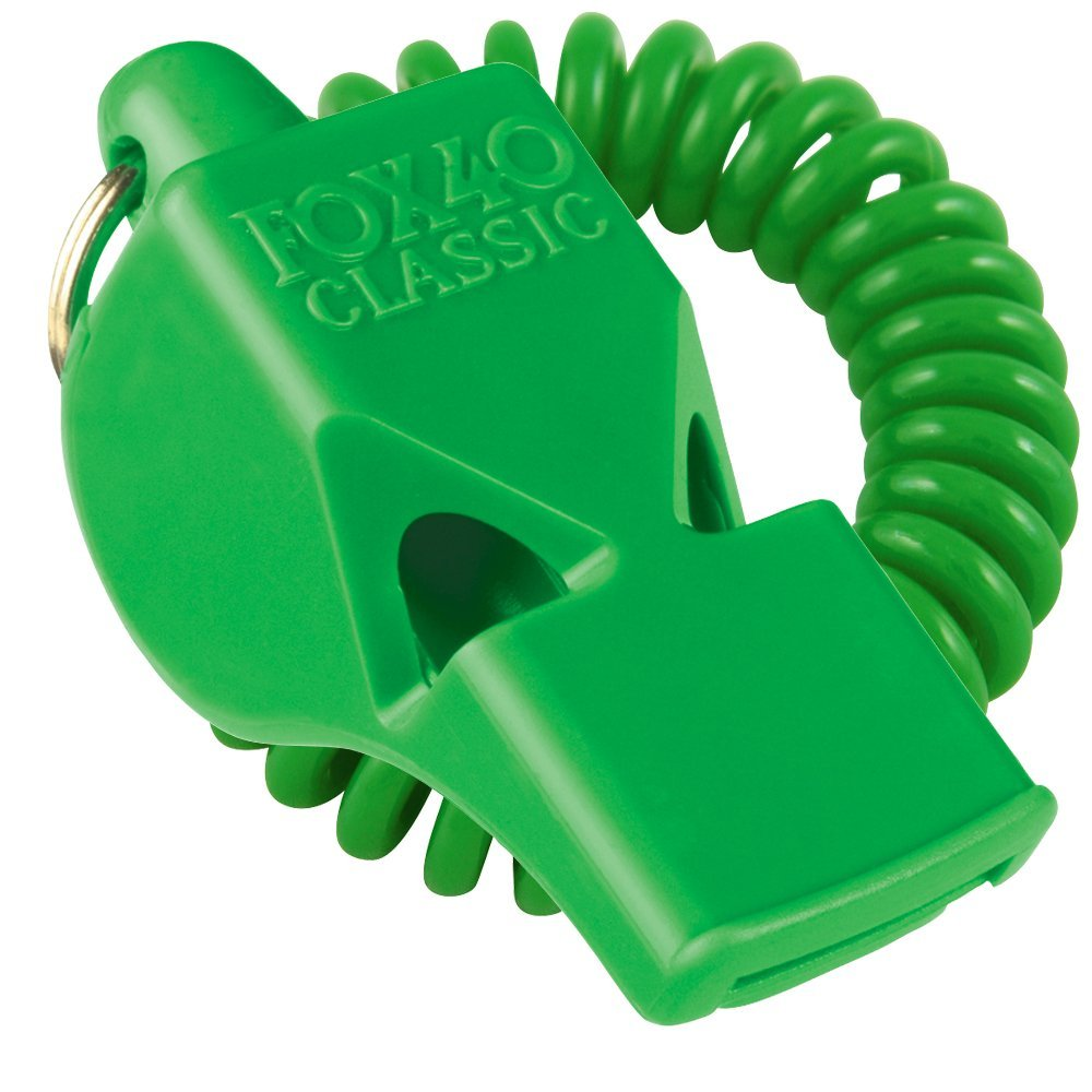 Fox 40 Classic Safety with Flex Coil