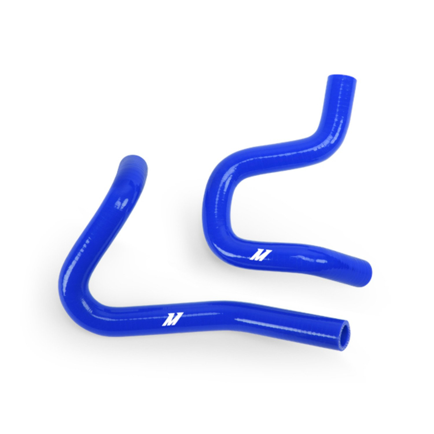 Mishimoto MMHOSE-GEN4-10THHBL 2010-2013 Hyundai Genesis Coupe 2.0T Silicone Heater Hose Kit, Blue