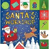 Lift-the-Flap Tab: Santa's Workshop