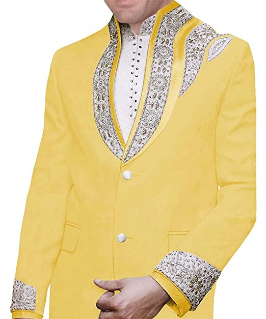 Amazon.com: INMONARCH JO0341 Jodhpuri - Traje de hombre con ...