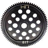 Hot Racing SECT881 Super Duty Steel 48p 81t Spur Gear - ECX 2wd