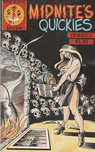 Midnite's Quickies, Vol. 1, No. 1, July 1993