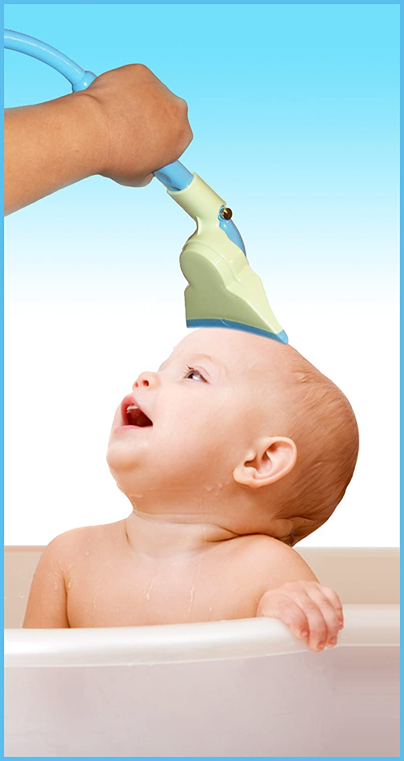 Amazon.com : O\'Blue Baby and Toddler Bath Shower System : Toddler ...