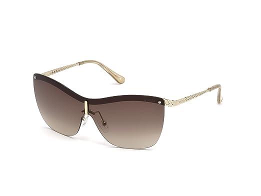 708b7d28ae968 Amazon.com  GUESS Women s Gu7471 Shield Sunglasses