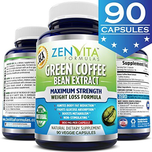Green Coffee Bean Extract GCA