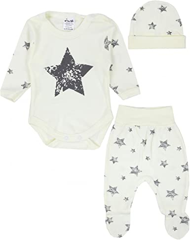 TupTam Baby Clothing Set Trousers Bodysuit I Love Mom Dad