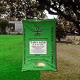 Lawn Sand Professional Grass/Paddock Top Dressing + Nitrogen Feed & Moss Control 25kg