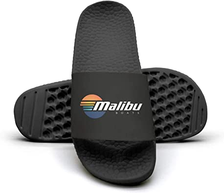 LOKIDVE Mens Canadian Smokey Mountain Slide Sandal Summer Indoor Outdoor Shower Slipper